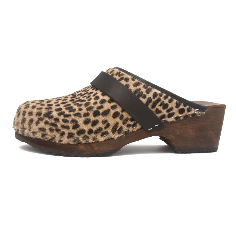 Falun Leopard Brown/Black